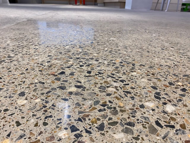 Why you'll love polished concrete