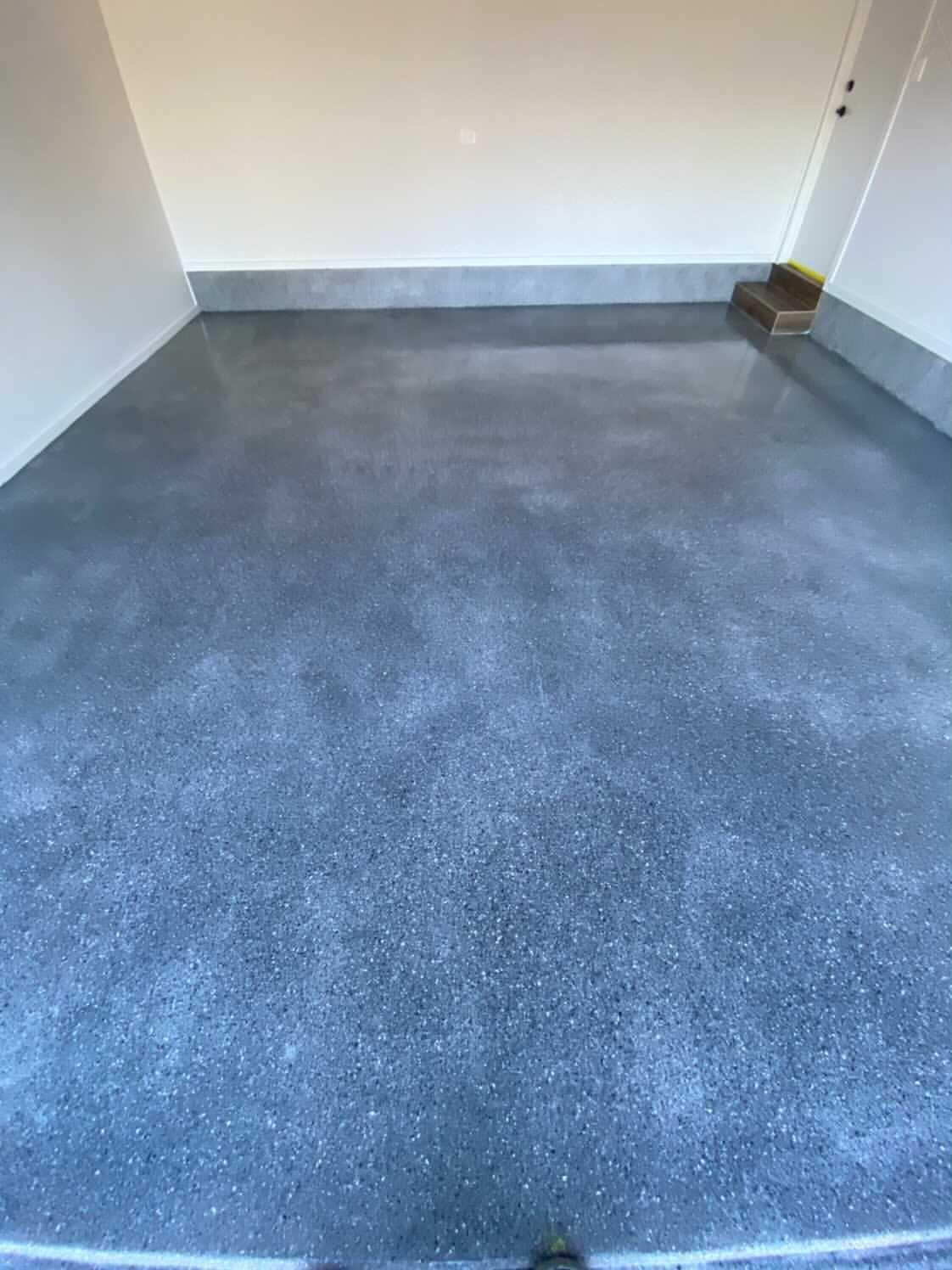 Natural Granite Epoxy - Carbon - Pro Finish Epoxy